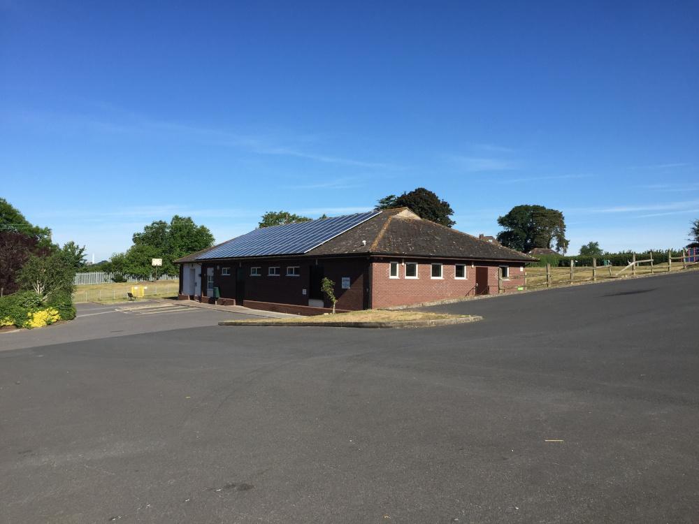Clyst St Mary Village Hall - Car Park