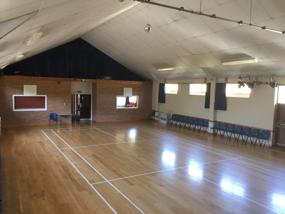 Clyst St Mary Village Hall - Main Hall