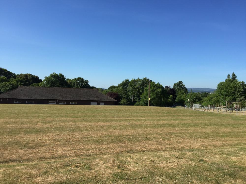 Grassed Recreation Area