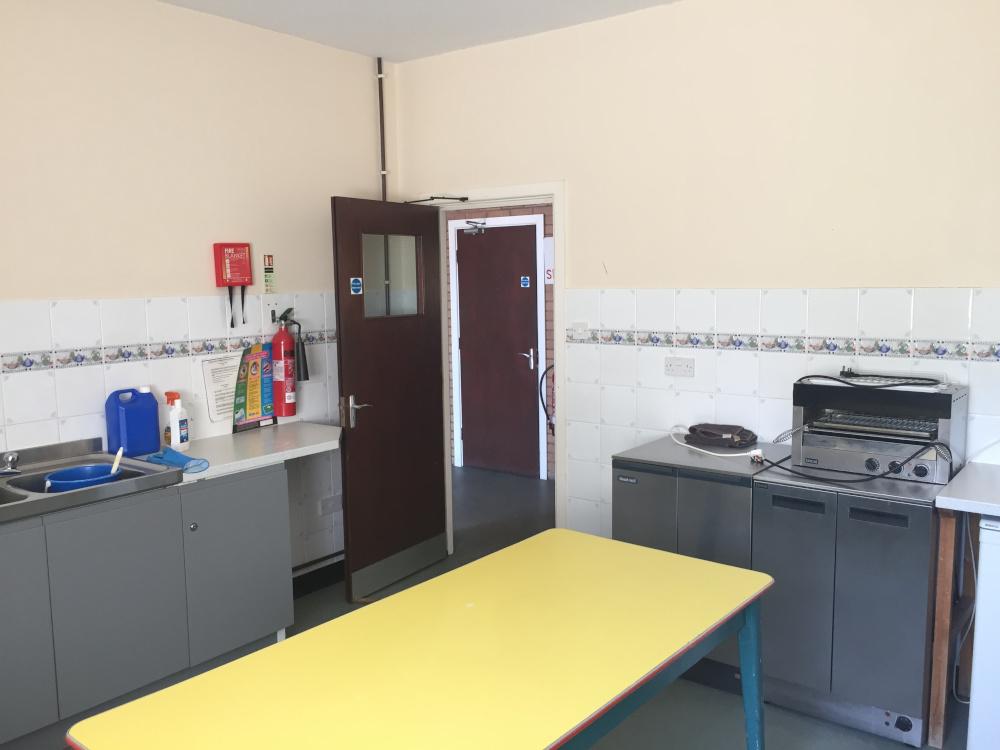 Clyst St Mary Village Hall - Kitchen