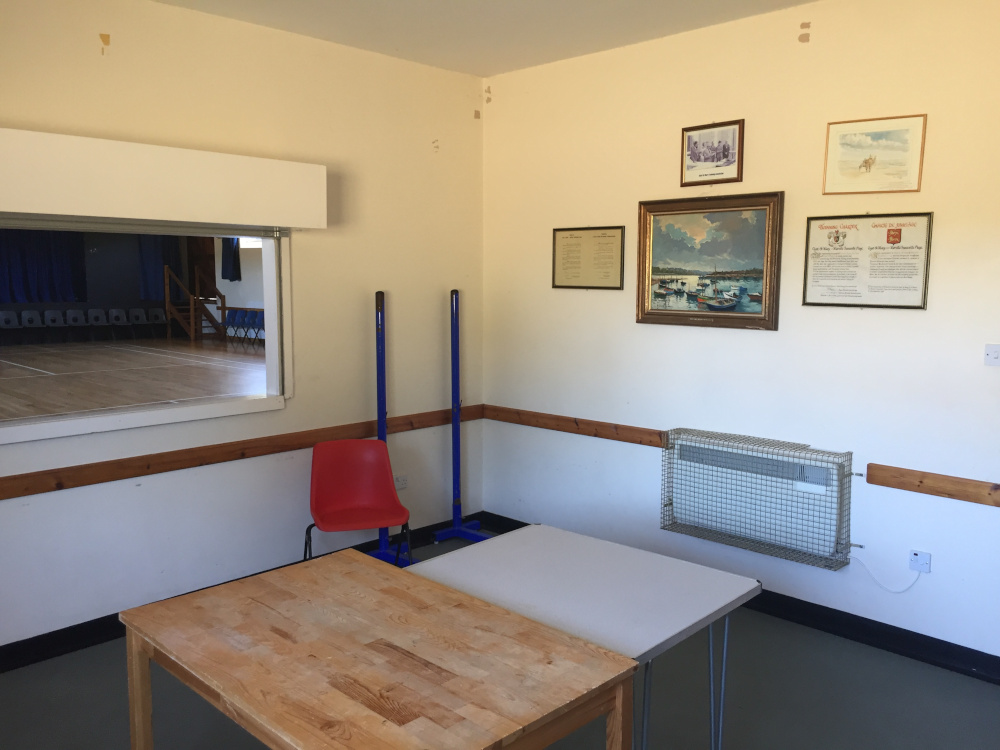 Clyst St Mary Village Hall - Meeting Room