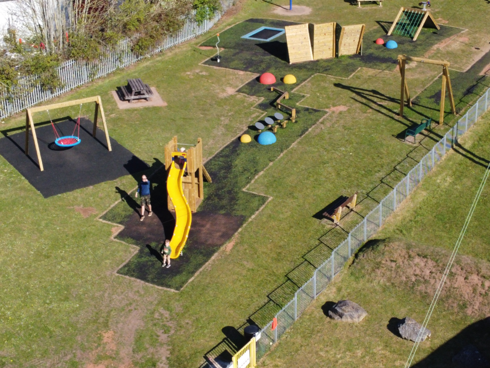 Clyst St Mary Village Hall - Play Area